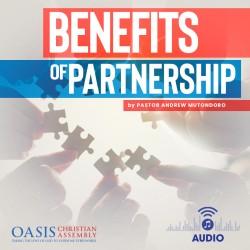 Benefits of Partnership (Audio)