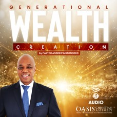 GENERATIONAL WEALTH CREATION (AUDIO)