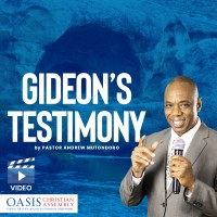 GIDEON'S TESTIMONY (VIDEO)