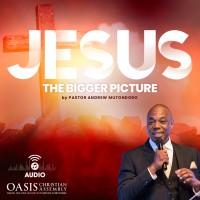 Jesus - The Big Picture Part 2 of 2 (audio)