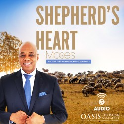 Shepherd's Heart Moses (Audio)