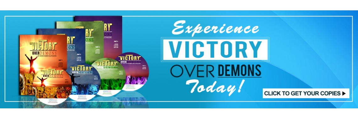 Victory over demons