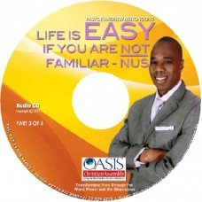 Life Is Easy If You Are Not Familiar Part 3  (audio)