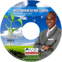Parable of the sower pt 2 - audio