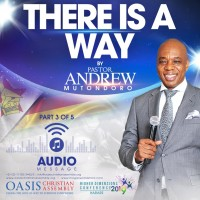 There Is A Way Part 3 of 5 (audio)
