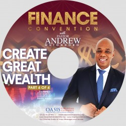 Create Great Wealth Part 4 of 4 (Audio)