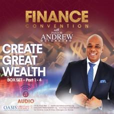 Create Great Wealth Audio Box Set