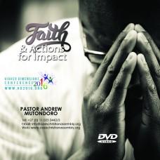 Faith & Action For Impact - audio