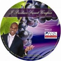 I produce sweet grapes (audio)