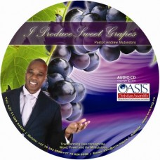 I produce sweet grapes (audio)