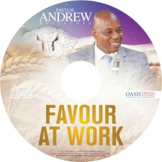 Favour at Work (audio) - Pastor Andrew Mutondoro