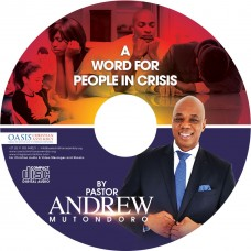 A Word For People in Crisis (audio)