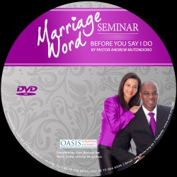 Before You Say I Do- Marriage Word Seminar (Video) - Pastor Andrew