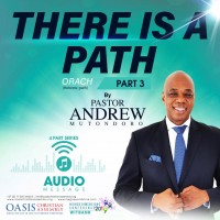 There Is A Path Part 3  (Audio)