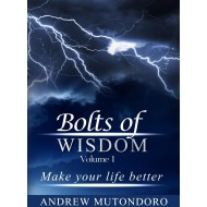 Bolts Of Wisdom Vol 1(Book)