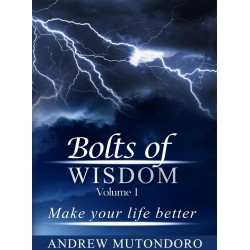 Bolts Of Wisdom Vol 1(Book)