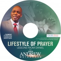 Lifestyle of Prayer - Lessons From Daniel (audio)