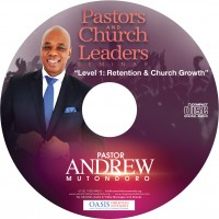 Level 1: Retention and Church Growth (audio)