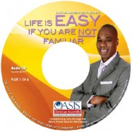 Life Is Easy If You Are Not Familiar Part 1 (audio)