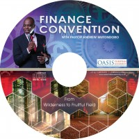 Finance Convention pt 1 - From wilderness to a fruitful field (audio)