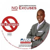 No Excuses (audio)